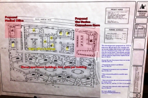 Gas Station Site Plan-Compliance Issues