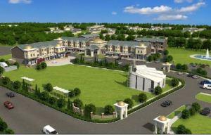 Panola Resort-aerial