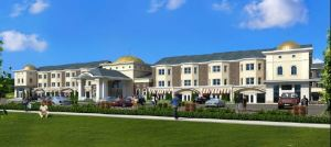 Panola Resort-front