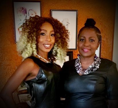 Keena Johnson & Nadine Rivers-Johnson